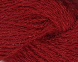 100% Alpaca 3-ply 500 gram Chilli Pepper Red