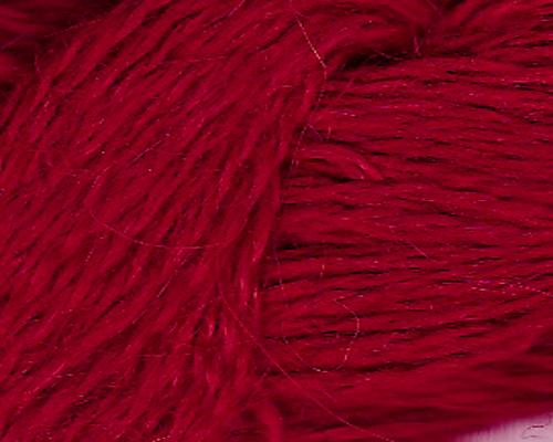 100% Baby Alpaca 1 Kg Blushing Red 2/16Nm
