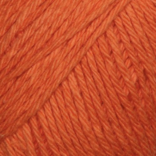 100% Baby Alpaca 1 Kg Orange mix 2/16Nm