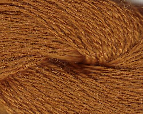 100% Baby Alpaca 500 gram Butterscotch Caramel 2/16Nm
