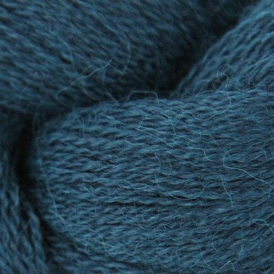 100% Alpaca 3-ply 500 gram Pacific Blue