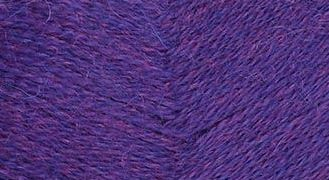 100% Alpaca 3-ply 500 gram Exotic Purple mix