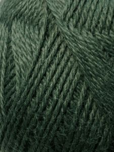 100% Baby Alpaca 1 Kg Dark Emerald Green 2/16Nm