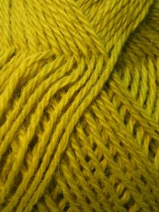 100% Alpaca 3-ply 500 gram Yellow