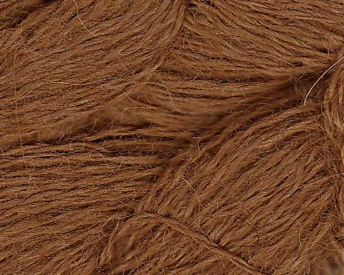 100% Baby Alpaca 1 Kg Gold Brown (natural) 2/16Nm