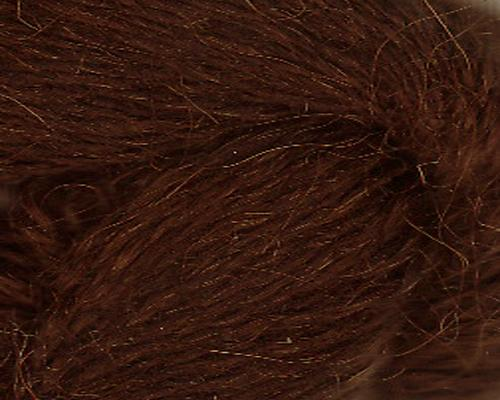 100% Alpaca 3-ply 500 gram Cocoa Brown (natural)